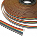 Шлейф: RC-10 Color 24AWG Cu pitch 1.5 mm